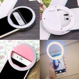 Осветительное оборудование - Лампа на телефон для селфи, 0