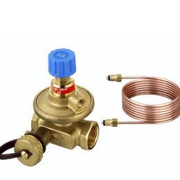 Элементы систем отопления -  Балансировочный клапан , 0