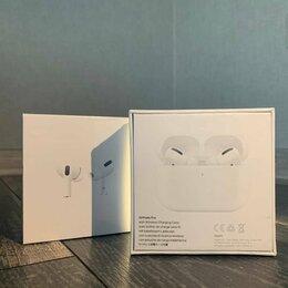 Наушники и Bluetooth-гарнитуры - Наушники Apple AirPods Pro с шумоподавлением, 0