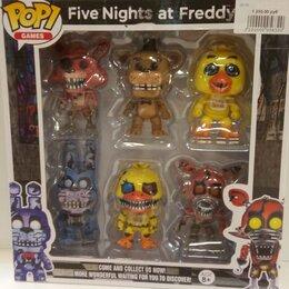 Видеофильмы - Большой набор аниматроников Five Nights at Freddy, 0