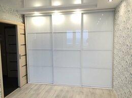 Шкафы, стенки, гарнитуры - Двери-купе. Белые, 0