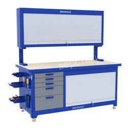 Мебель для учреждений - Верстак KronVuz TBW 511R2-7111R3, 0