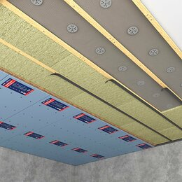 Изоляционные материалы - Звукоизоляция ACSO. Шумоизоляция квартир., 0