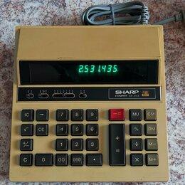 Калькуляторы - Калькулятор Sharp Compet CS-2122, 0