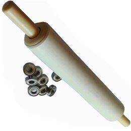 Скалки - Скалка пластиковая 40-6см с подшипниками., 0