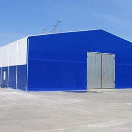 Готовые строения - Ангары, склады, зернохранилища, фермы, 0