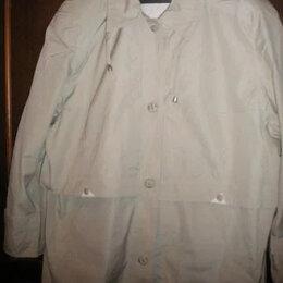 Куртки - Ветровка р.60 нов. c этикеткой. Без капюшона. , 0