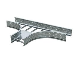 Кабеленесущие системы - DKC Т-ответвитель лестничный 80х200, R660, 0