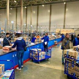 Комплектовщики - Комплектовщики товаров на склад (Питер, местные), 0