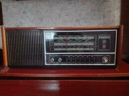 Проигрыватели виниловых дисков - Ламповая радиола Рекорд 314 СССР, 0