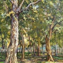 Картины, постеры, гобелены, панно - Деревья в Павлино, 0