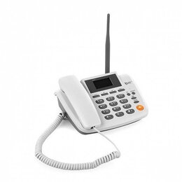 Радиотелефоны - Новый Стационарный GSM телефон BQ Rome BQD-2051, 0