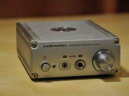 Усилители и ресиверы - Усилитель для наушников audio-technica AT-HA21, 0