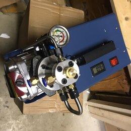 Аксессуары - Насос компрессор высокого давления ВД для дайвинга 300 бар новый, 0