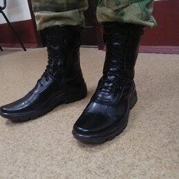 Обувь - Берцы зимние, 0