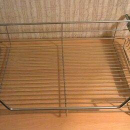 Подставки и держатели - Сушка - корзина - посудница, большая, глубокая, полновыкотная, 69см*42,5см*16см, 0