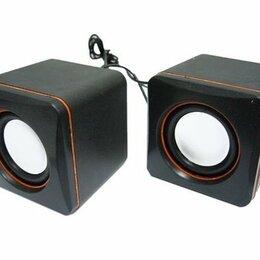 Компьютерная акустика - Мультимедийные колонки D-02A, 0
