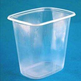 Корзины, коробки и контейнеры - Контейнер ПП прямоугольный (СтиролПласт) …, 0