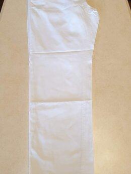 Брюки - Белые мужские брюка Lacoste, 0