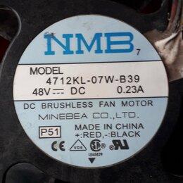Кулеры и системы охлаждения - Вентилятор NMB 4712KL-07W-B30, 0