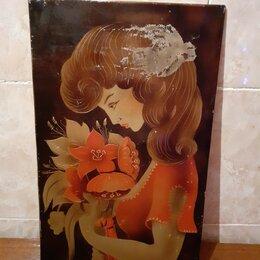 Картины, постеры, гобелены, панно - Картина с гравировкой, 0