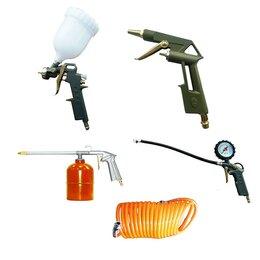 Наборы инструментов и оснастки - Набор пневмоинструмента НП-5 Вихрь, 0
