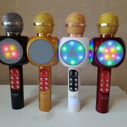 Микрофоны - Микрофон караоке светящийся, 0