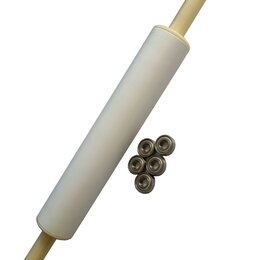 Скалки - Скалка для теста из пластика., 0