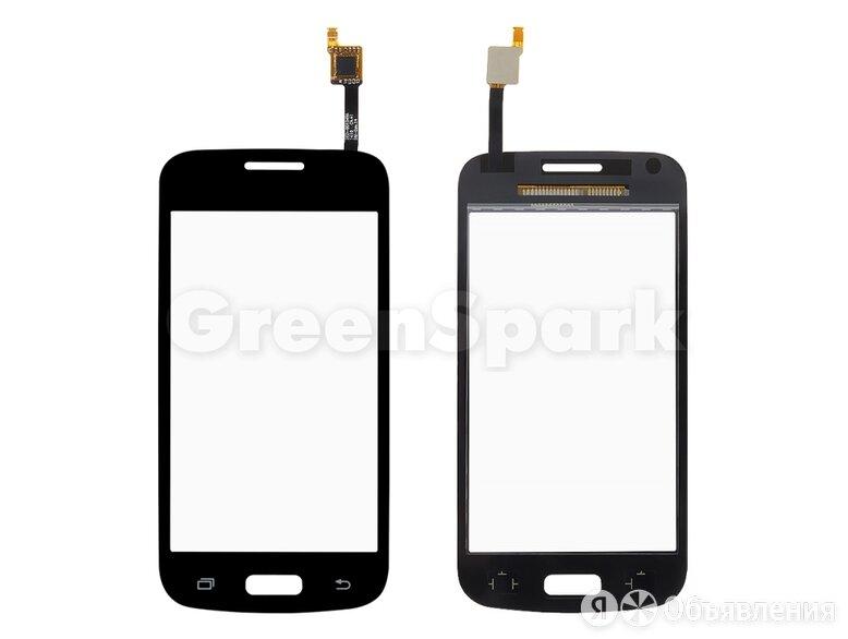 Тачскрин для Samsung G350E Galaxy Star Advance (черный) по цене 250₽ - Дисплеи и тачскрины, фото 0