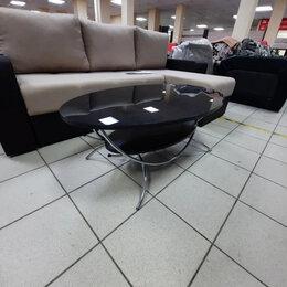 Столы и столики - Стол журнальный (стеклянный), 0