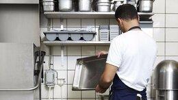 Работник кухни - Мойщик посуды, 0