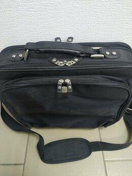 Портфели - Сумка портфель для документов и ноутбука, 0