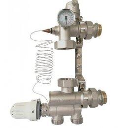 Комплектующие для радиаторов и теплых полов - Насосно-смесительный узел для теплого пола, 0