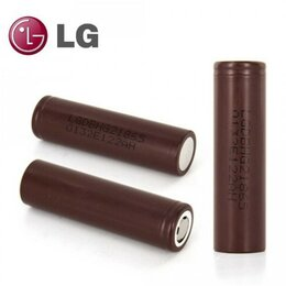Блоки питания - Аккумулятор LG HG2 3000mAh 18650  20А, 0
