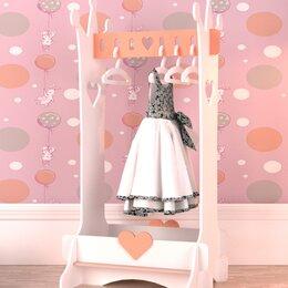 """Стеллажи и этажерки - Детская вешалка """"Принцесса"""", 0"""