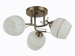 Люстры и потолочные светильники - Люстра Rivoli 9001-303 Aurel P3, 0