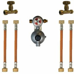 Элементы систем отопления - Газобаллонная установка для 4-х баллонов 924 S (…, 0