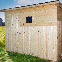 Готовые строения - Баня каркас без внутренней отделки, 0