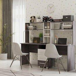 Компьютерные и письменные столы - Стол письменный Орион М2 и М6, 0