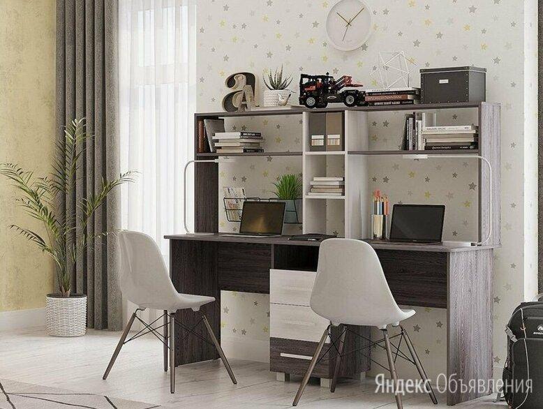 Стол письменный Орион М2 и М6 по цене 7000₽ - Компьютерные и письменные столы, фото 0
