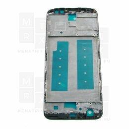 Батарейки - Рамка дисплея для Huawei Nova 2i Черная, 0