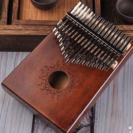 Клавишные инструменты - Калимба Африканский инструмент, 0