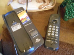 Радиотелефоны - Стационарный телефон Панасоник, 0