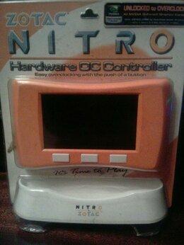 Аксессуары для сетевого оборудования - Zotac Nitro:Контроллер разгона видеокарты, 0