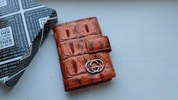 Визитницы и кредитницы - Кляссер (визитница) из натур. кожи Gucci, 0