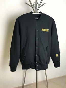 Куртки - Бомбер черный Black Star WorldWide Размер S, 0