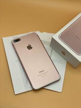 Мобильные телефоны - iPhone 7 plus Rose 32 gb Б/у, 0