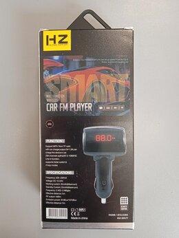Усилители и ресиверы - FM-модулятор HZ-H8 Bluetooth, 0