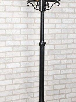 Настенно-потолочные светильники - NLG99HL004 Светильник на столбе черный нов.уп…, 0