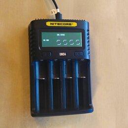 Зарядные устройства и адаптеры питания - Универсальное зарядное устройство Nitecore UMS4, 0